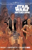 Star Wars: Journey to The Force Awakens - Shattered Empire - TPB/Graphic Novel
